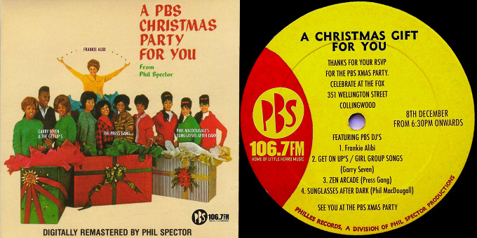 PBS Christmas Party Invite - Greg Tippett